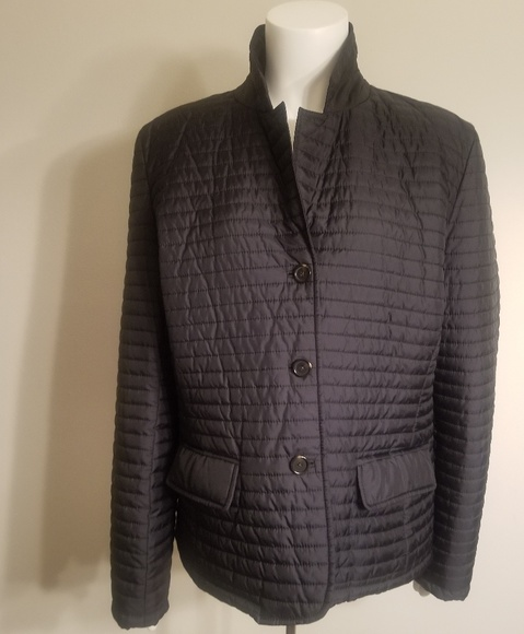 Liz Claiborne Plus Size Quilted Jacket